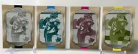 RICKARD RAKELL Printing Plate Quad Color Booklet 1 of 1 2018 UD The Cup SSP 1/1