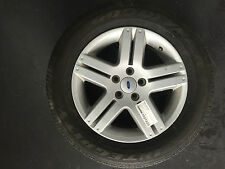 FORD TERRITORY SY GHIA WAGON SINGLE 17 INCH  WHEEL AND TYRE (2)
