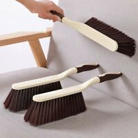 Household Plastic Cleaning Brush Bed Broom Long Handle Anti-static Soft Brush
