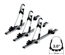 Lot de 3 Atera GIRO AF + 082227 Porte-vélos, Support de vélos, bicyclette