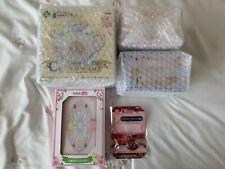 Cardcaptor Sakura Ichiban Kuji Tea Set Phone case & Hair tie
