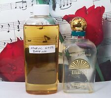 Maroc Silkening Massage And Bath Oil 6.0 Oz. By Ultima II. Read Before Purchase