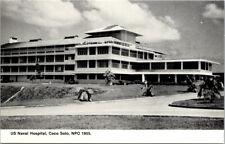 Canal Zone Panama Coco Solo Hospital post office (26)