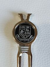 HEADFORT GOLF CLUB DIVOT TOOL AND  MAGNETIC GOLF BALL MARKER Christmas gift