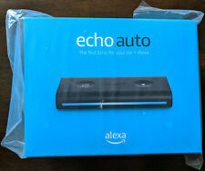 Echo Auto - Hands-free Alexa in your car with your phone