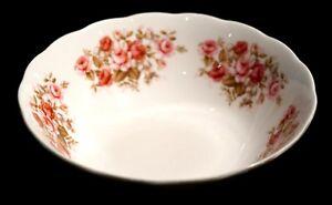 Beautiful Queen Anne Rose Garden Sweets/ Dessert Bowl