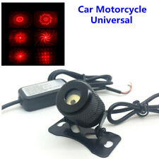 Car Motorcycle 6-in-1 Decorate Colorful Light for Rear-end Brake Laser Fog Lamp