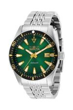 Invicta Vintage Men's Automatic Watch Green 43mm 29773