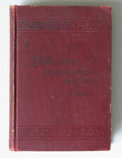 ZOOLOGY Descriptive and Practical by Buel Colton 1909 HC Book Science Text