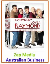EVERYBODY LOVES RAYMOND - COMPLETE DVD COLLECTION - SERIES 1 2 3 4 5 6 7 8 & 9