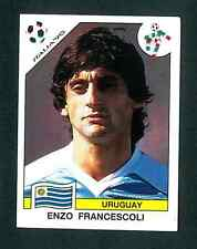 Figurina Calciatori Panini Italia 90! N.379! Francescoli! Uruguay! Nuova!!