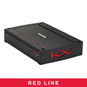 Kicker Audio KX 1200W 2 Channel Class D Full-Range Amplifier 44KXA12002