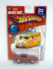 HOT WHEELS '70 PLYMOUTH SUPERBIRD Holiday Rods Die-Cast Limited Edition MIP 2006