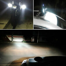 2X 20w cree LED WORK LIGHT BAR FLOOD BEAM for OFFROAD DRIVING  ATV SUV 4WD white
