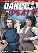 Dance of Death- Hong Kong Kung Fu Martial Arts Action movie DVD - NEW DVD