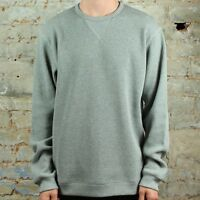 Carhartt Truman Sweatshirt – Grey Heather in sizes S,M,L