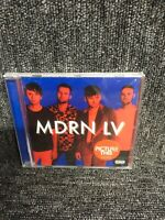 MDRN LV - Picture This CD *NEW & SEALED*, Cd Album. Freepost In Uk