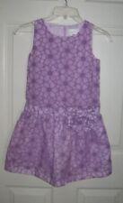 Gymboree Dressed Up lavender dress 8 years purple Easter dressy floral