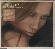 JENNIFER LOPEZ feat FAT JOE Hold you down 5 TRACK CD NEW - NOT SEALED