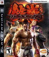 Tekken 6 - Playstation 3 Game