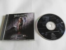 MEGADETH - Countdown To Extinction (CD 1992) CANADA Pressing