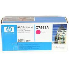 New Genuine HP Q7583A Magenta Toner Color LaserJet 3800 3800DN 3800DTN 3800N NIB