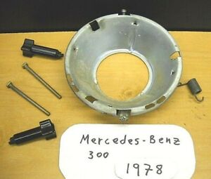 Mar 1976-1985 Mercedes Benz 300 Fog Lamp Bucket Part