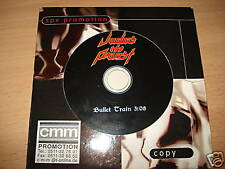JUDAS PRIEST BULLET TRAIN 5:08 MIN.    PROMO SINGLE CD IN PAPPSCHUBER RAR
