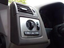 Auto: tuning ed elaborazione INGRANAGGIO Ghetta per VOLVO V50 2004-12 Telaio in plastica nera in pelle BLU logo V50 Auto e moto: ricambi e accessori
