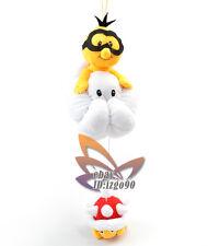 "Super Mario Bros 14"" Jyugemu Lakitu Spiny Plush-MX991"