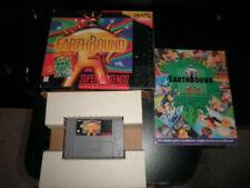 EarthBound Nintendo SNES PAL Video Games