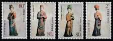 China postfris 2003 MNH 3464-3467 - Beelden uit Jinci Tempel
