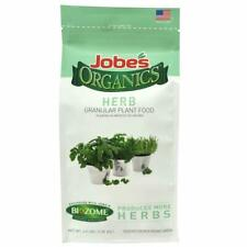 NEW! Jobe's Organics Granules Organic Plant Food 4 lb.09127