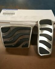13-16 Dodge Dart Mopar Stainless Steel Pedal Kit (Auto Trans)  82214192