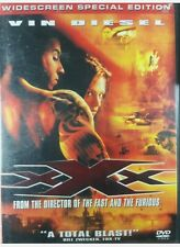 xXx Widescreen Special Edition Dvd New � Vin Diesel A Total Blast 🖤 Sealed �