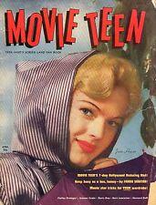 Movie Teen Magazine Apr 1947 * Love Life Stories Sex Cheating Romance * * *