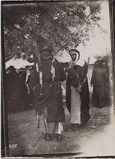 Bédouins Palestine Israël Syrie Voyage en Moyen-Orient 1909