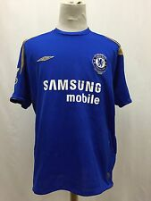 Authentic Frank Lampard Umbro Chelsea Football Club CFC Soccer Jersey 2004-2005