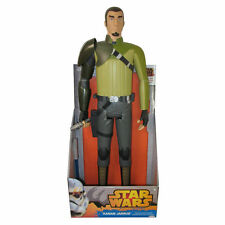 "Jakks Pacific Disney Star Wars Rebels Action Figure Kanan Jarrus 18"" Poseable"