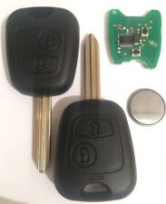 Clé Vierge electronique id46 partner Citroen Xsara Picasso Berlingo 2002-2008