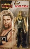 KEVIN NASH WWE Mattel Wrestlemania 35 Basic Wrestling Action Figure Toy DMG PKG