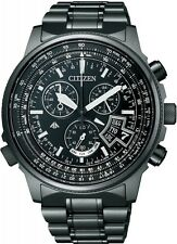 CITIZEN watch PROMASTER Eco-Drive radio clock direct flight disk BY0084-56E Men