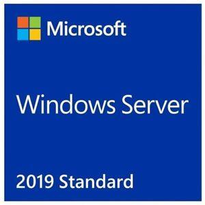 Windows Server 2019 Standard Retail Global Schlüssel, Key - schneller Versand