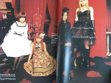 Gothic Lolita Punk Fashion Muster Buch Japan Mana 8