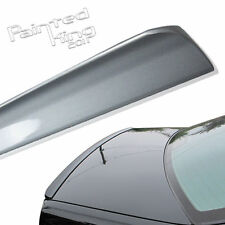1991-1998 For BMW E36 3er 2DR Boot Trunk Lip Spoiler Painted 354 Silver