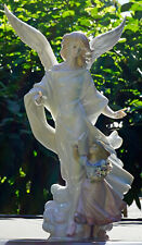 Lladro Figurine Guardian Angel #6352 Limited Edition No. 2815 Signed Daisa 1996