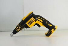 DEWALT 18 - 20V MAX XR Lithi Cordless Brushless Drywall Screw Gun(Tool-Only)2019
