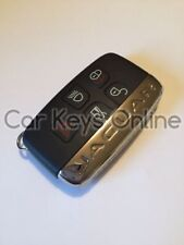 Genuine Jaguar XF/XE Smart Remote Key (15 +) C2D51455-Cut per la tua auto
