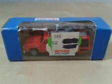 Roco Dodge Cheetah Pumper Fire Engine Red 1:87 Scale HO