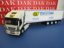 Die cast 1/43 Modellino Camion Truck Iveco Stralis Paconda 2002